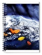 Fall Flotilla Spiral Notebook