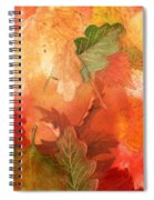 Fall Impressions V Spiral Notebook