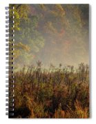 Fall In Cades Cove Spiral Notebook