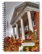 Fall In Jonesborough Tennessee Spiral Notebook