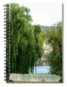 Fall In Kaloya Park 6 Spiral Notebook