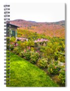 Fall In New Hampshire Spiral Notebook