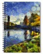 Fall In Riverfront Park Spokane Spiral Notebook