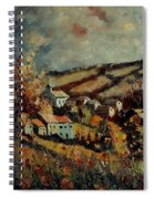 Fall Landscape 670110 Spiral Notebook