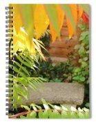 Fall Retreat Spiral Notebook
