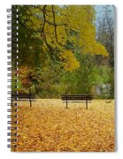 Fall Series 13 Spiral Notebook