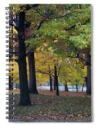 Fall Series 14 Spiral Notebook