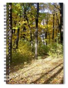 Fall Series 2 Spiral Notebook