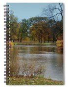 Fall Series 9 Spiral Notebook