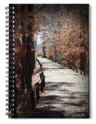 Fall Wonder Land Spiral Notebook