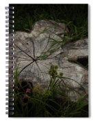 Fallen But Not Forgotten Spiral Notebook