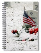 Fallen Heroes Spiral Notebook