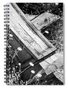 Fallen Pillar Spiral Notebook