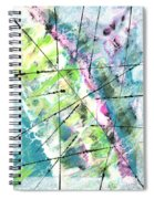 Falling Further In Spiral Notebook