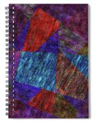 Falling Lashes Spiral Notebook