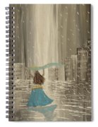Falling Out Of Love Spiral Notebook