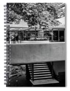 Fallingwater Frank Lloyd Wright Architecture  Spiral Notebook