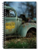 Fallon Excavating Co. Spiral Notebook