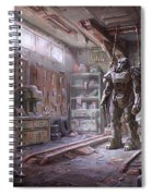 Fallout 4 Armour Spiral Notebook