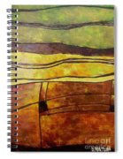 Fallow Ground Spiral Notebook