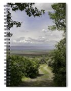 Falls Canyon Exit 2 Spiral Notebook