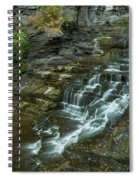 Falls Creek Gorge Trail Spiral Notebook