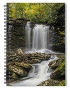 Falls Of Hills Creek 2  Spiral Notebook