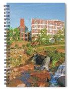 Falls Park Spiral Notebook