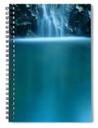 Falls Pool Spiral Notebook