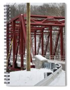 Falls Village Bridge 1 Spiral Notebook