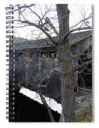 Fallsburg Spiral Notebook