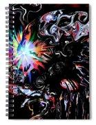 Falon The Magician. Spiral Notebook