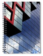 False Flag Df Spiral Notebook