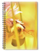 Fame Is A Bee Spiral Notebook