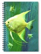 Familia Verde Spiral Notebook