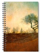 Familiar Like Home Spiral Notebook