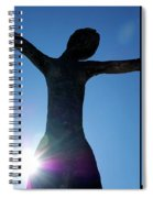Family Of Man Spiral Notebook