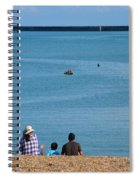 Family Outing Spiral Notebook