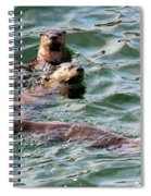 Family Play Time Spiral Notebook