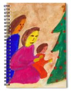 Family Praise Spiral Notebook