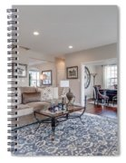 Family Room Spiral Notebook