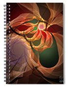 Family Ties That Bind Spiral Notebook