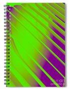 Fan Duotone 01 Spiral Notebook