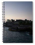 Fanabe Evening 3 Spiral Notebook