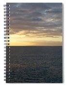 Fanabe Sunset Spiral Notebook