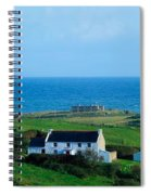 Fanad Lighthouse, Fanad, County Donegal Spiral Notebook