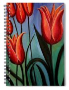 Fanciful Spiral Notebook