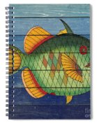 Fanciful Sea Creatures-jp3826 Spiral Notebook