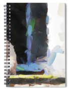 Fancy Free Spiral Notebook