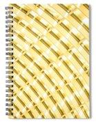 Fancy Roof 4 Spiral Notebook